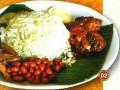 椰浆饭 Nasi Lemak