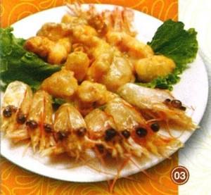 海鲜 Seafood