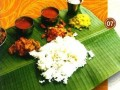 焦叶饭 Banana Leaf Rice