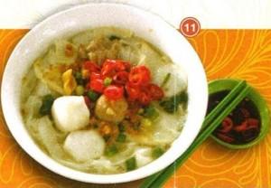 粿条汤 Keow Teow Soup