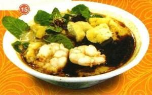 咖喱面 Curry Mee