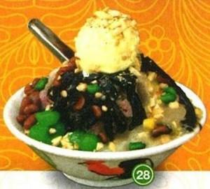 红豆冰 Ice Kacang