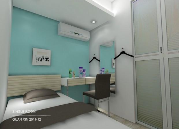 SINGLE ROOM (2)